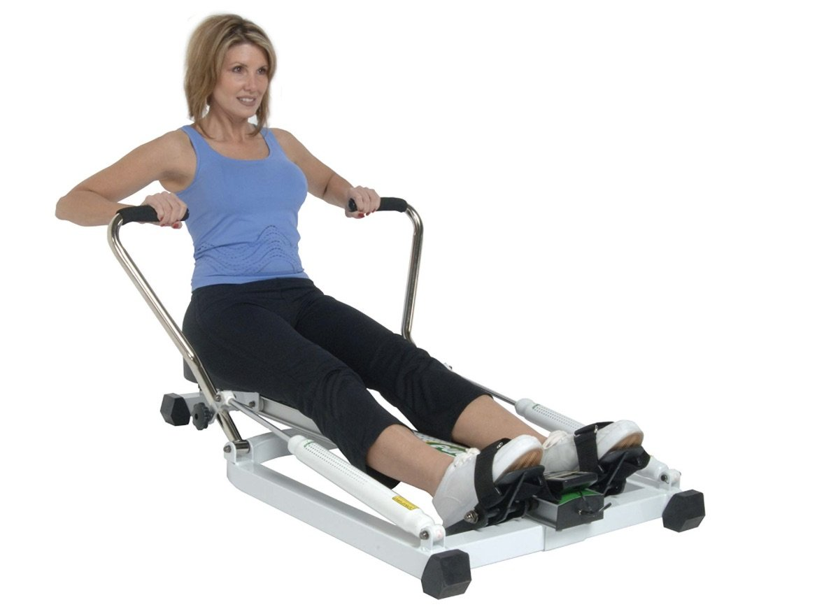 Stamina 1205 Precision Rower Comfort