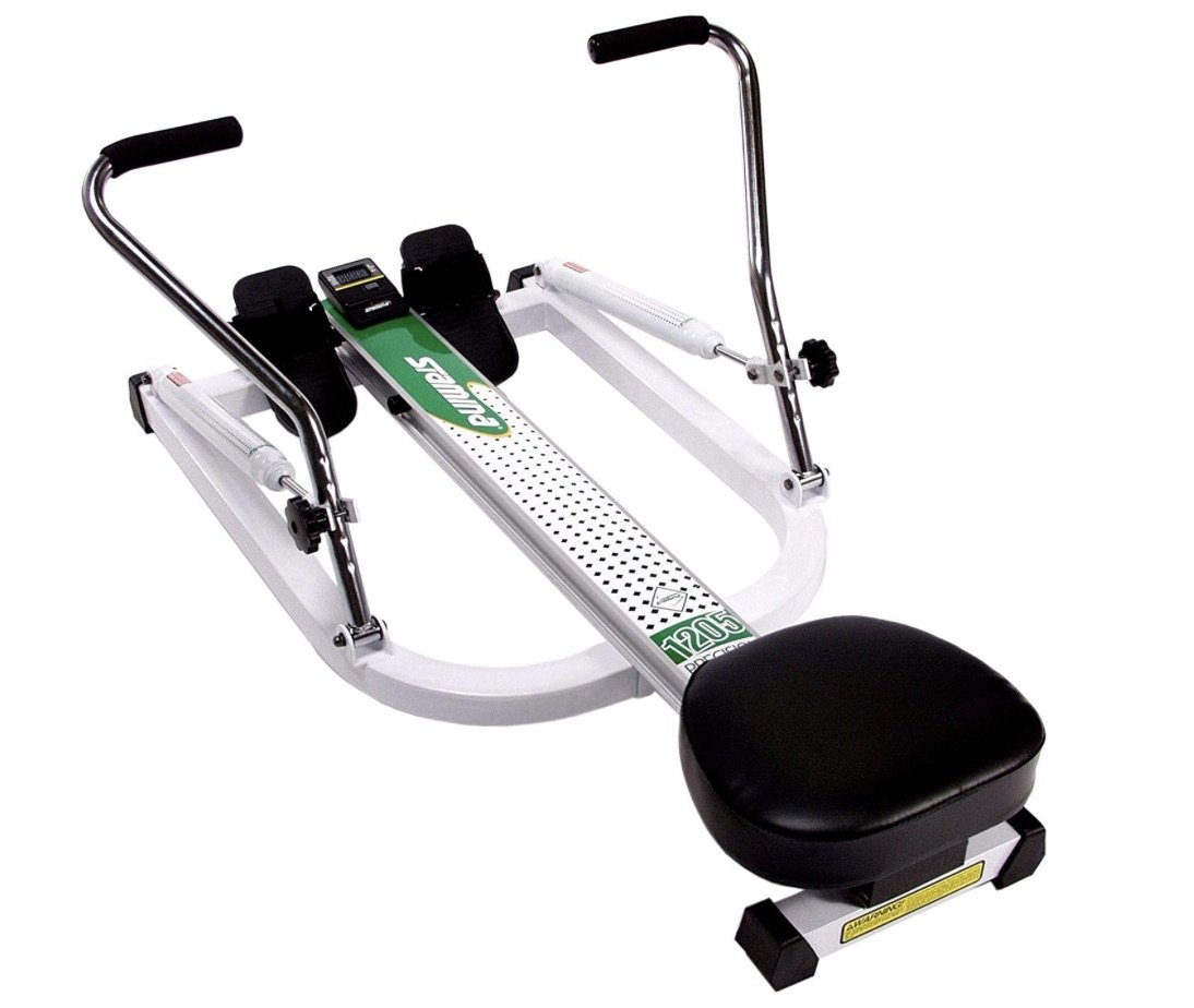 Stamina 1205 Precision Rower Review
