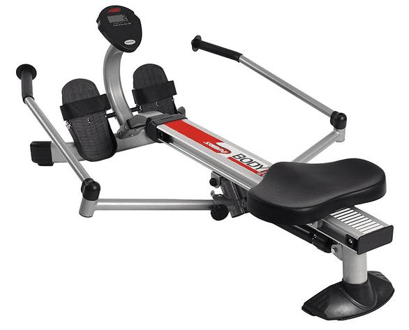 Stamina Body Trac Glider 1050 Rowing Machine Review Pros