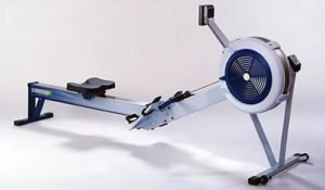 how to start a rowing machine