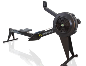 Concept2 Model E Review Black