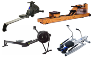 Rowing Machine Resistance Types