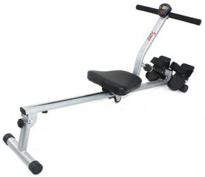 Single Piston Hydraulic Piston Rower