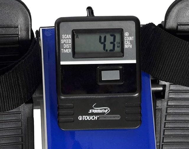 Stamina 1215 Orbital Rowing Machine Monitor