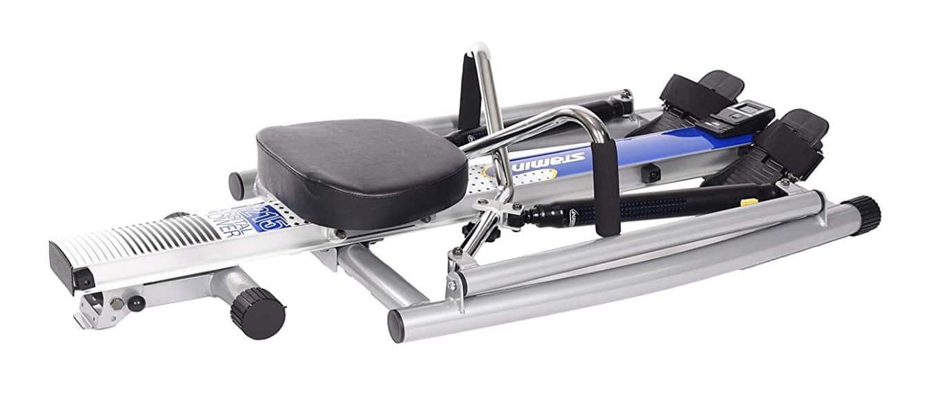 Stamina 1215 Orbital Rowing Machine Storage
