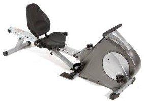 Stamina Deluxe Conversion II Recumbent Bike Rower 15-9003