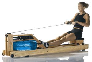 WaterRower Natural Rowing Machine Capacity
