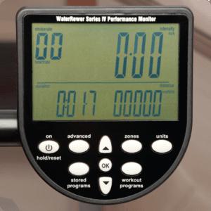 WaterRower Natural Rowing Machine Monitor
