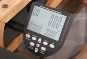 WaterRower Natural Rowing Machine S4 Monitor