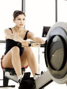 Rowing Machine or Treadmill