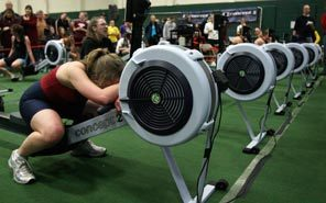 Rowing Ultimate Cardiovascular Exercise