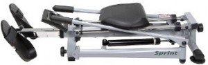HCI Fitness Sprint Outrigger Scull Rowing Machine