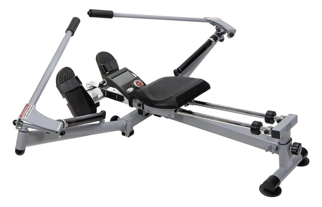 HCI Fitness Sprint Outrigger Scull Rowing Machine Quality