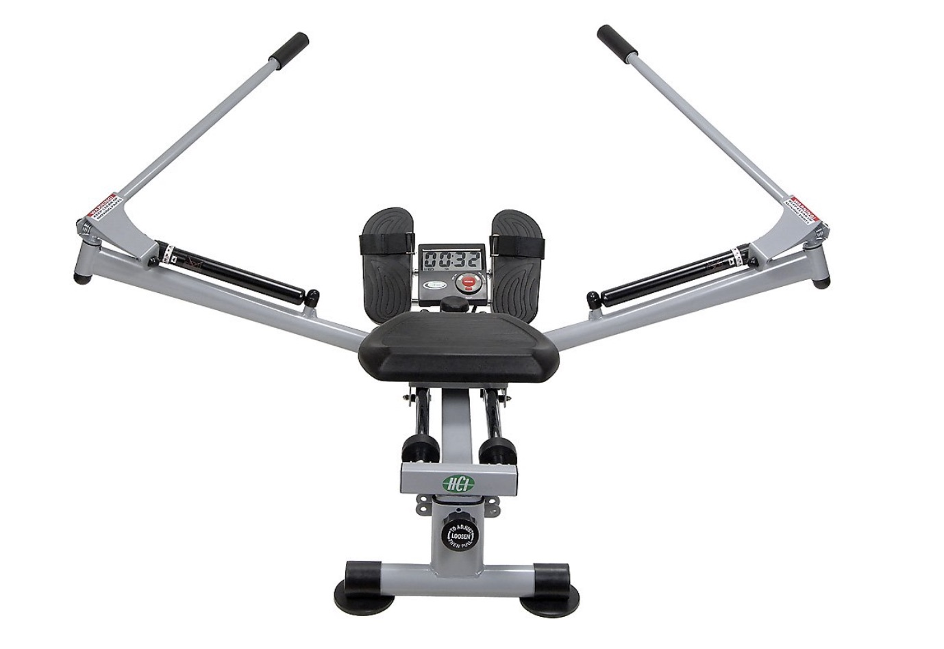 HCI Fitness Sprint Outrigger Scull Rowing Machine Resistance