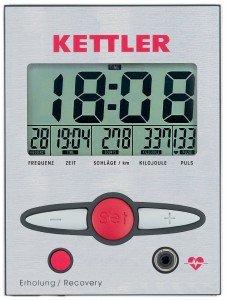 Kettler Kadett Outrigger Style Rower Rowing Machine