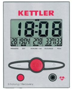 Kettler Favorit Home Rowing Machine Monitor
