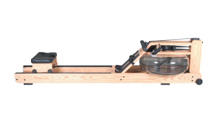 rower machine results