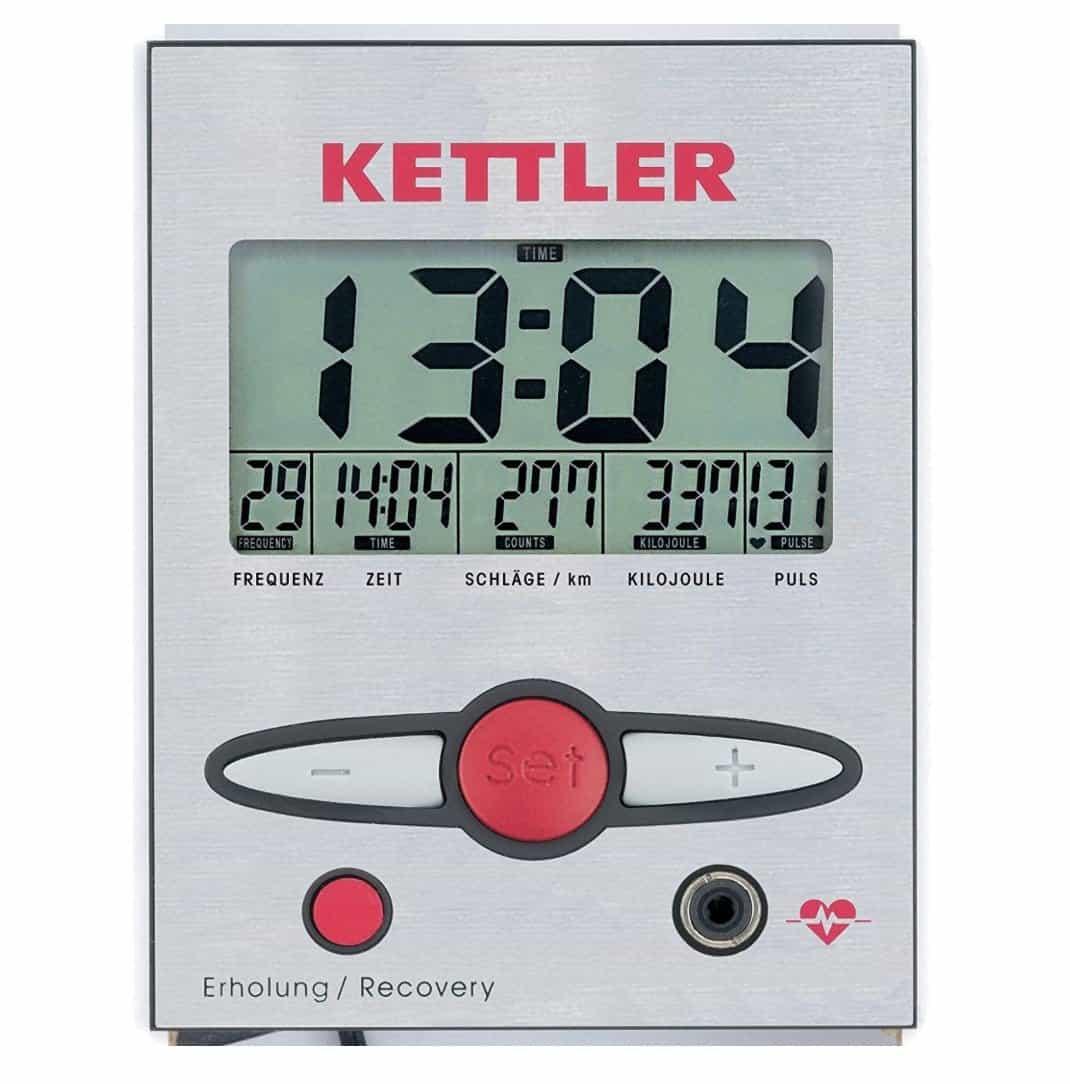 Kettler Kadett Rowing Machine Monitor