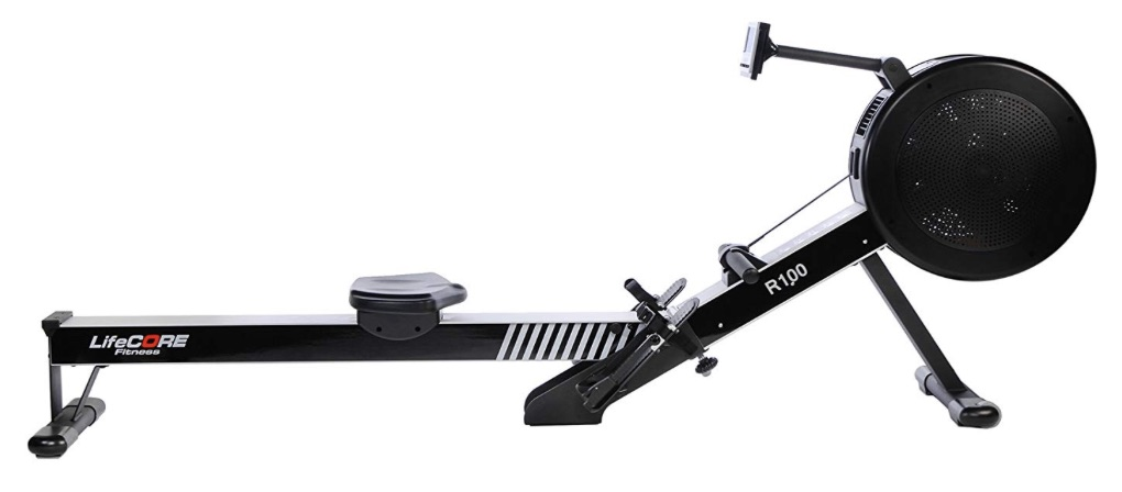 LifeCore Rowing Machine Capacity