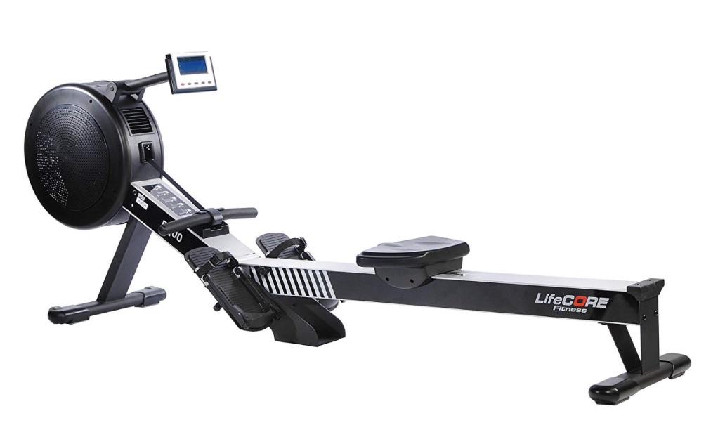 Lifecore R100 Commercial Rowing Machine Review