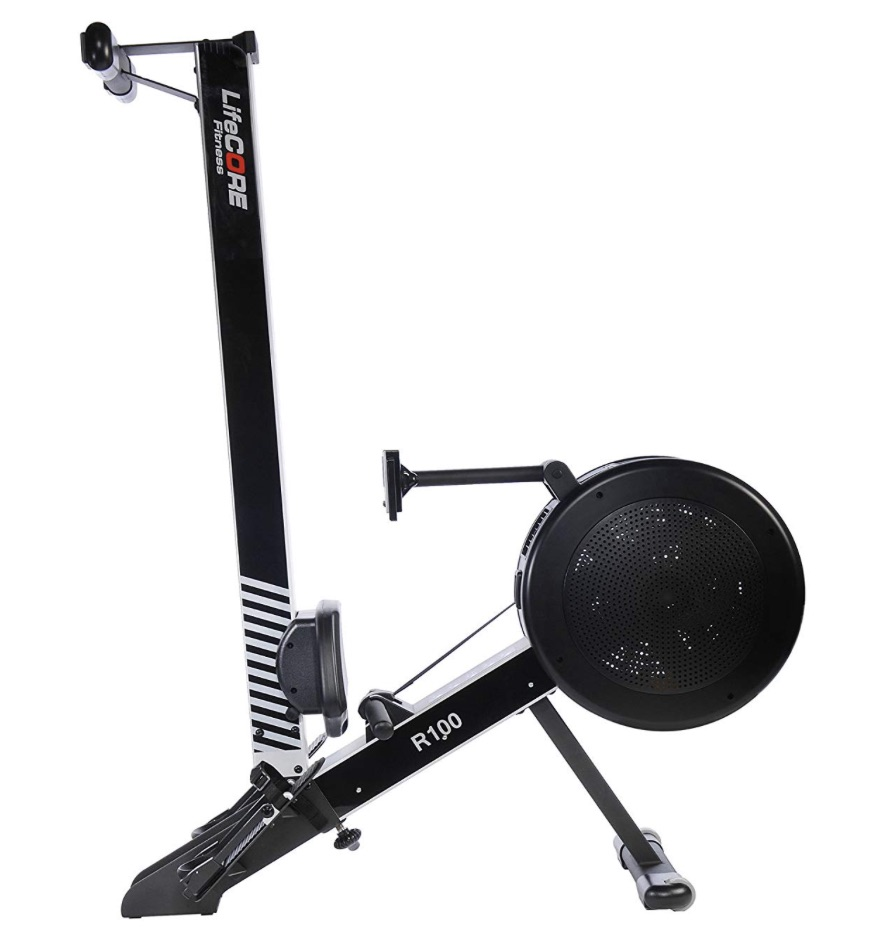 Lifecore R100 Rowing Machine Storage