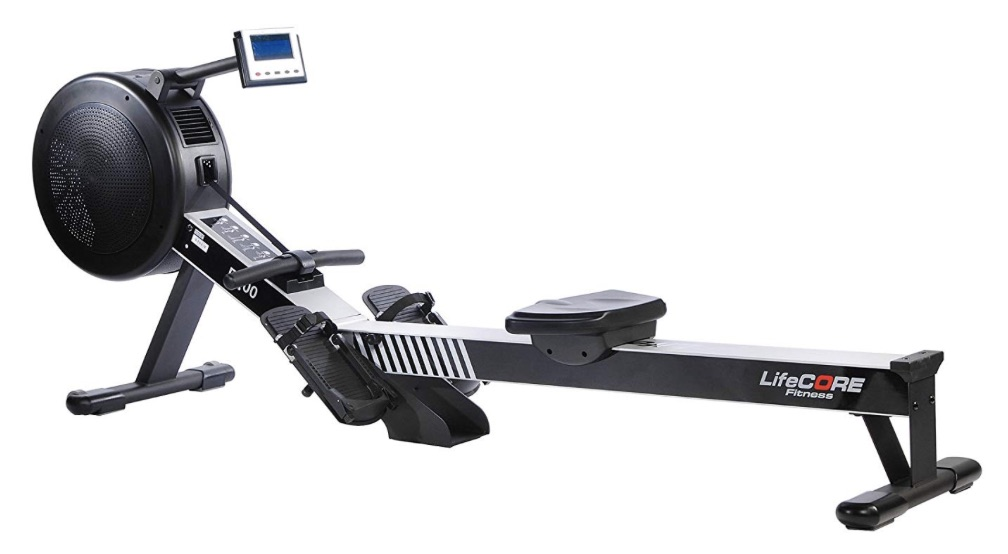 Lifecore Rowing Machine R100 Comfort