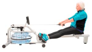 ProRower H2O RX-750 Rowing Machine Capacity