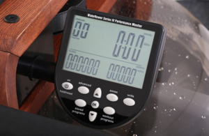 WaterRower Club Rowing Machine S4 Monitor
