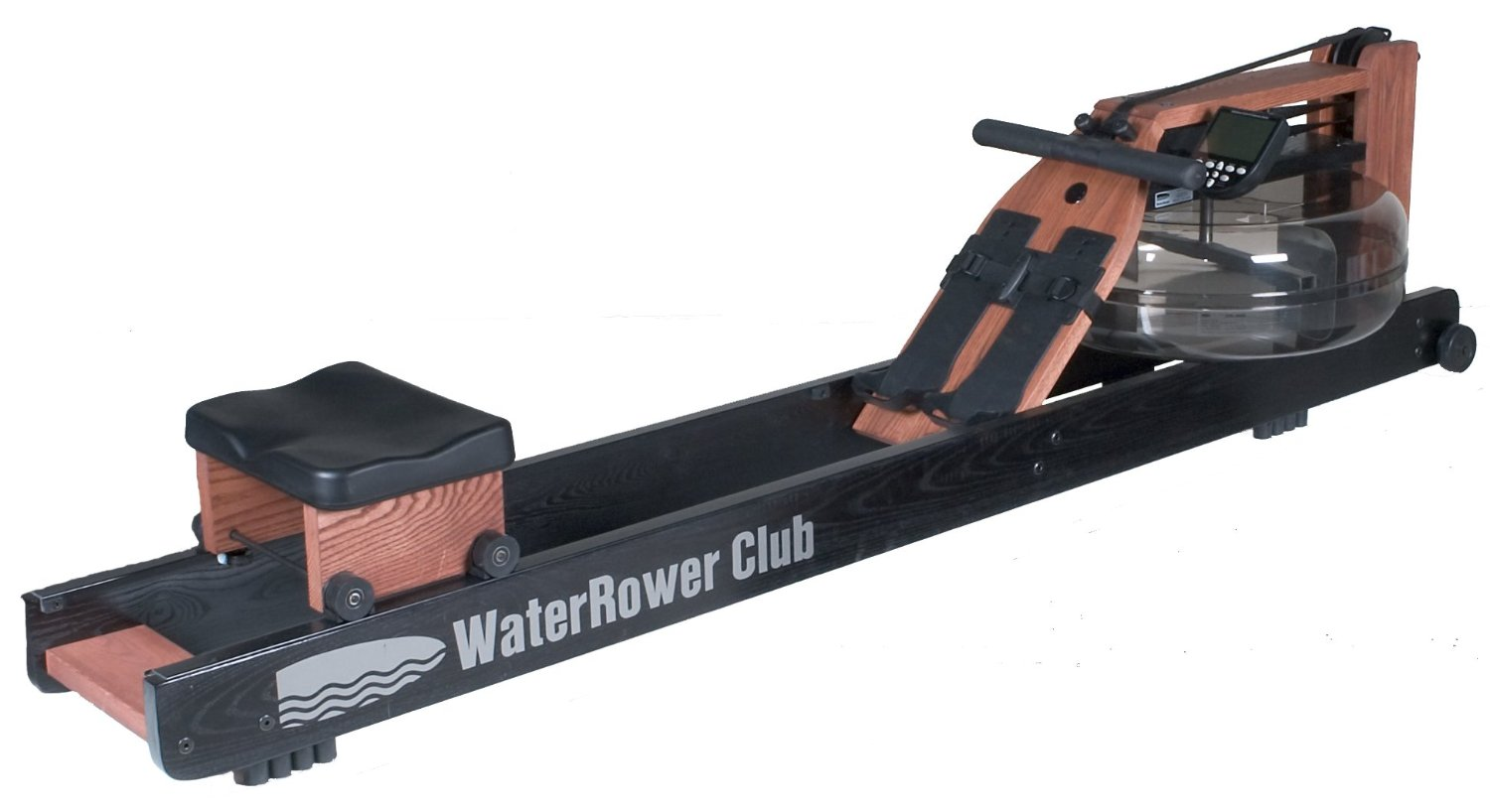 used water rowing machine