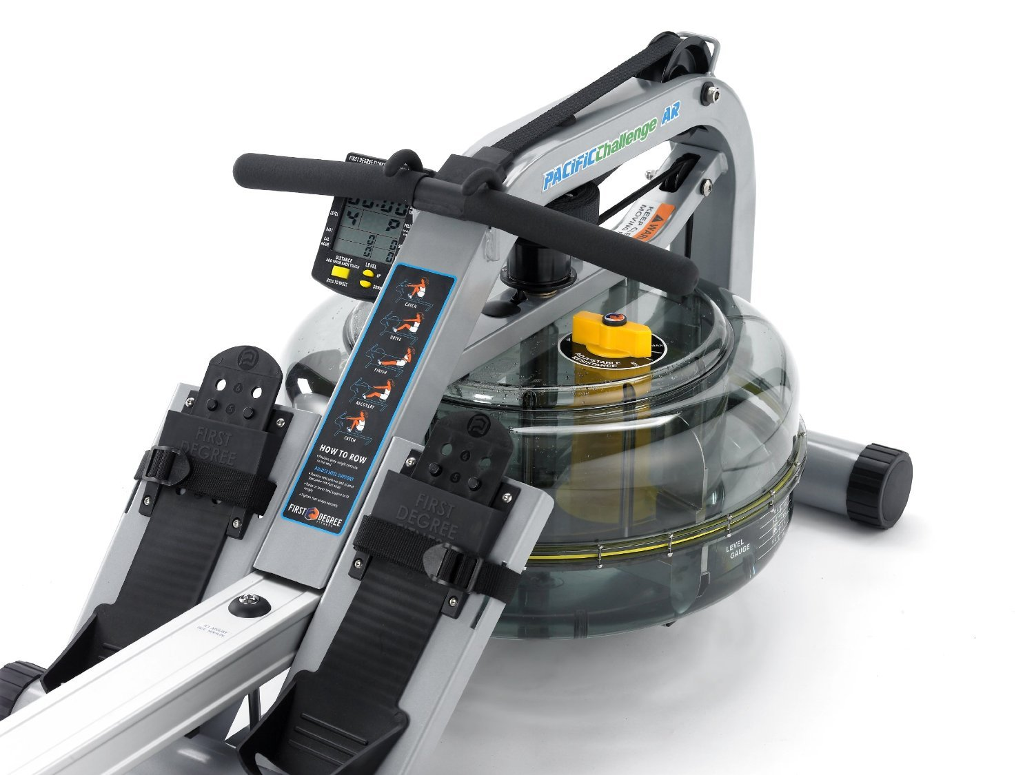 First Degree Fitness Pacific Challenge Ar Review Rowing Machine King