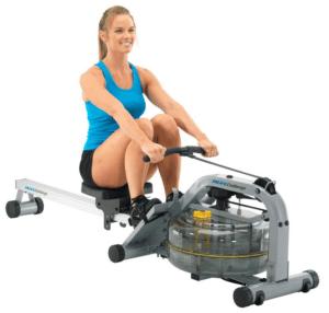 degree fitness challenge ar fluid rowing machine