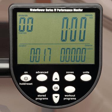 WaterRower Oxbridge S4 Monitor