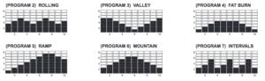 Stamina Avari Magnetic Rower Programs