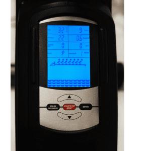 Stamina Avari Programmable Magnetic Exercise Rower Monitor