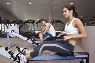 Rowing Machine Calories Burned
