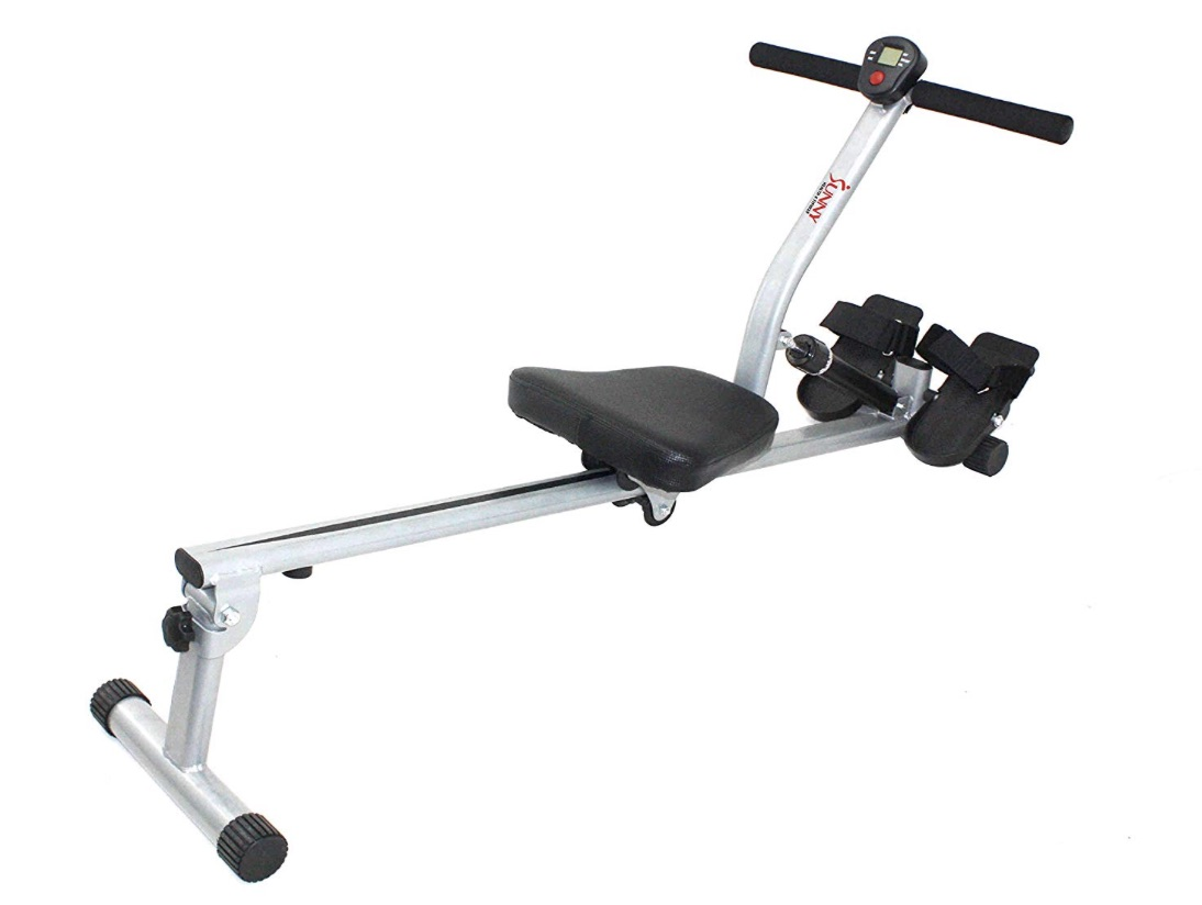 Sunny Health & Fitness Rowing Machine Review