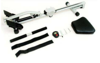 Sunny Health and Fitness Rowing Machine Assembly