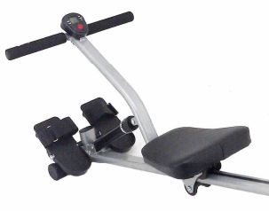 Sunny Health and Fitness Rowing Machine Foot Pedals