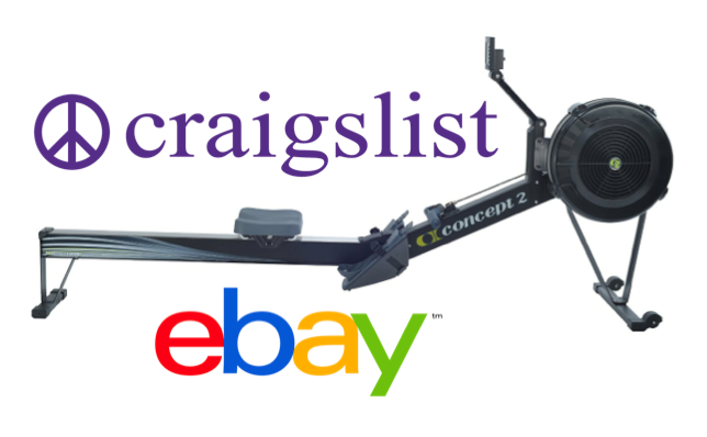 Want to Find a Cheap Concept2 Used Rowing Machine for Sale?