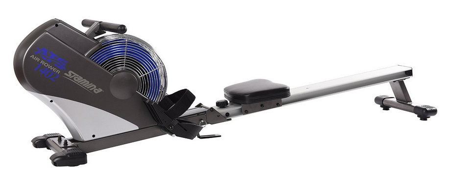 Stamina 1402 Ats Air Rower Review Rowing Machine King