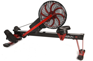 Stamina X Air Rower Storge