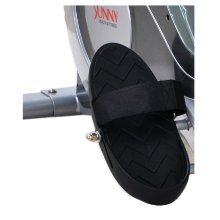 Sunny Health & Fitness SF-RW5515 Magnetic Rowing Machine Foot Pedal