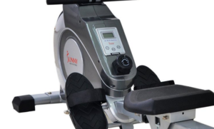 Sunny Health & Fitness SF-RW5515 Magnetic Rowing Machine Monitor