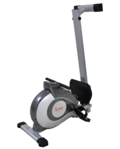 health fitness sf rw5515 magnetic rowing machine rower w lcd monitor