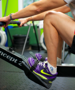 Concept2 Shoes Foot Placement