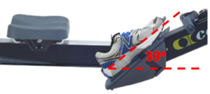 Rowing Machine Shoes