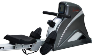 Sunny Health & Fitness Ultra Tension Magnetic Pro Rower Comfort