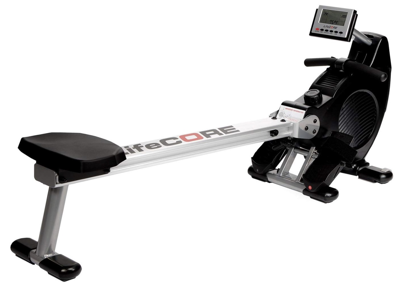 LifeCore R88 Rowing Machine Review