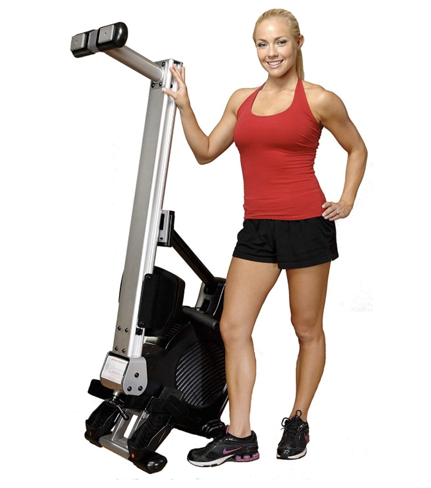 Lifecore Fitness R88 Rower Storage