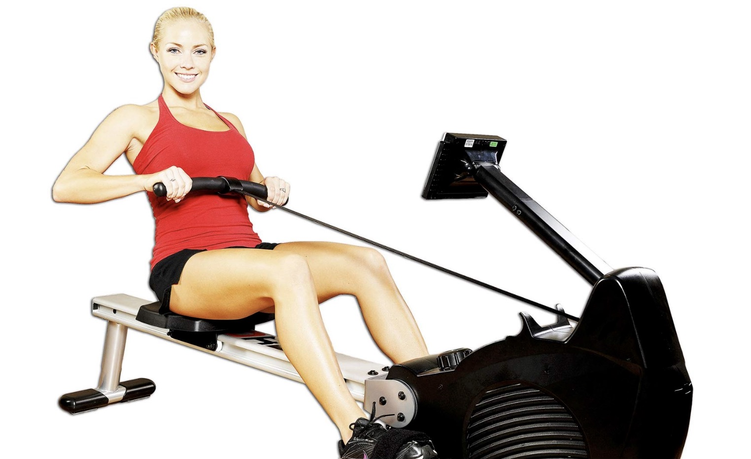 Lifecore R88 Rowing Machine Comfort